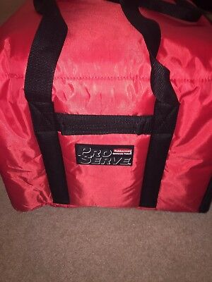 Rubbermaid Commercial ProServe Catering Delivery Bag Large Is Pizza/catering