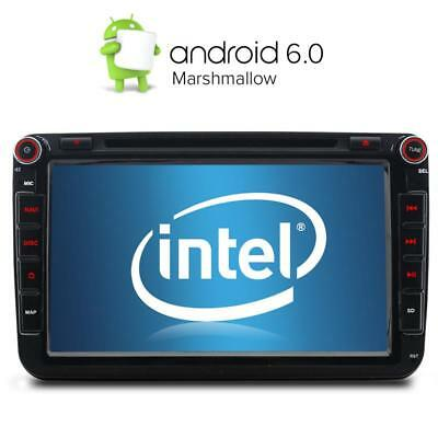 Android 6.0 DVD GPS für VW Passat B6 B7 Golf 5/6 Caddy Jetta Amarok EOS Beetle