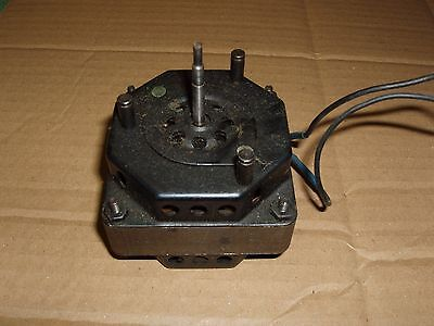 Rowe Ami Turntable Motor, Tested working !