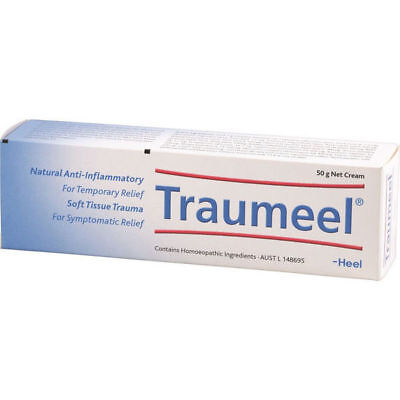 TRAUMEEL S OINTMENT * 50g - TOPICAL HOMEOPATHIC ANALGESIC,REDUCING INFLAMMATION