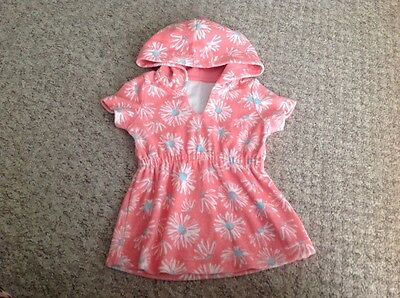 baby girls towling dress- prefect for after swimming age 6-9 months