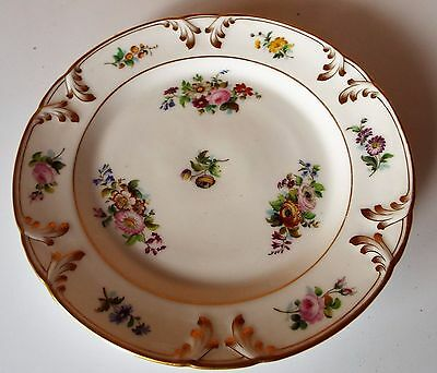 These plates are of Continental or English origin in Sevres sytle