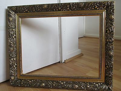 Decorative Gilt Frame with Stylised Foliage for Picture - Painting
