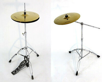 High Quality 8/10/12/14/16/18/20 Inch Copper Alloy Crash Cymbal for Drum Set BM