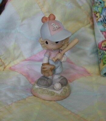 Precious Moments Let's Have A Ball Together Event Figurine #889849 2001