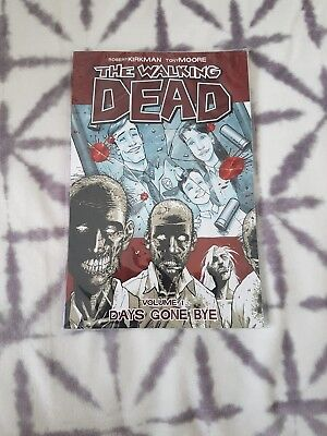 The walking dead comic volume 1