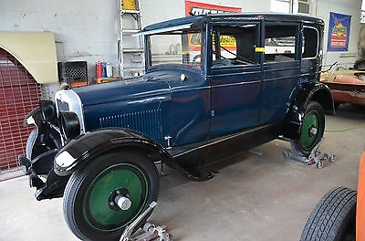 1925 Nash Ajax Advance 6  1925 Nash Ajax Advance 6