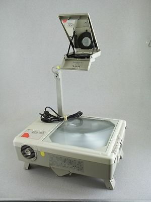 Apollo Odyssey Collapsible Transparency Overhead Projector! Free Shipping!