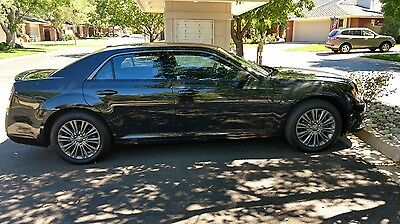 2014 Chrysler 300 Series Leather 2014 Limited Edition Pearl Black John Varvatos AWD V6 292 HP