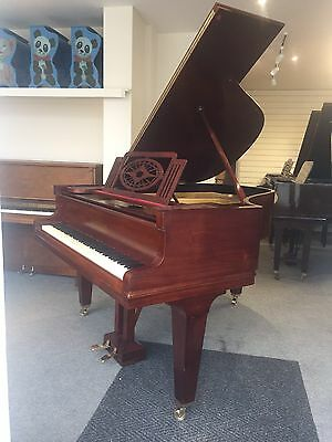 Grotrian Steinweg Baby Grand - Fully reconditioned - 5 yr guarantee