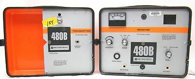 Vivax-Metrotech 480B Pipe and Cable Locator