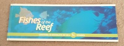 Australian Fishes of the Reef Pad of Booklets