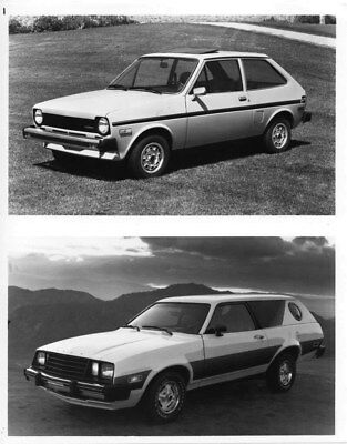 1979 Ford Canada Fiesta & Pinto Wagon ORIGINAL Factory Photo oub6787