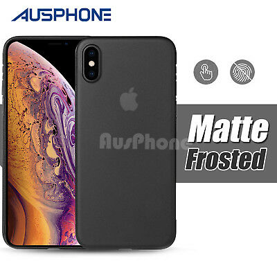 Ultra thin Full Body Shockproof Soft Case Cover For Apple iPhone XS Max XR 6 7 8