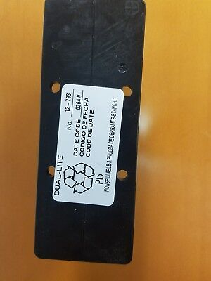 Dual Lite 12-793 Emergency Exit Battery Replacement 6V 5AH