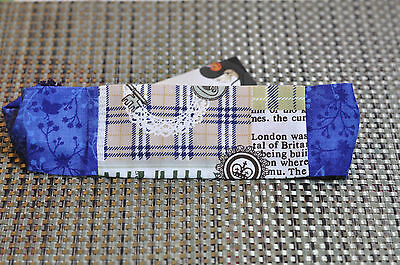 Headbands - Ladies (London) RocketatCoolumBeach material one size