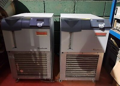 Thermo Scientific ThermoFlex 2500 Chiller 121121110000001 Fedex Shipping