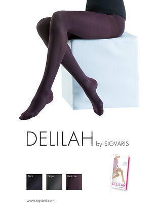 SUPPORT TIGHTS SIGVARIS DELILAH Microfibre