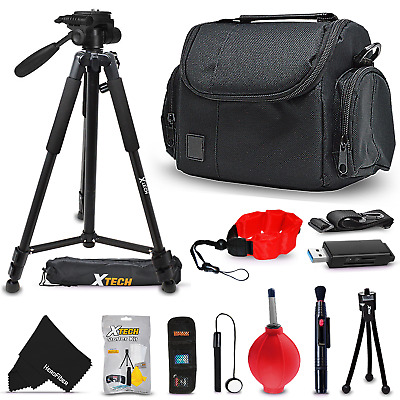 Deluxe Camera Accessories Kit for Canon, Nikon, Sony, Pentax, Fuji Cameras