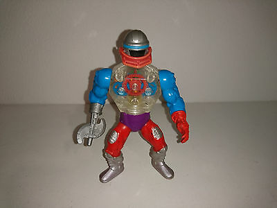 Masters of the Universe ROBOTO NEAR COMPLETE  - HE-MAN 1980'S MOTU