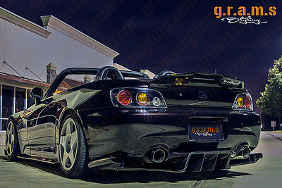 Honda S2000 Top Secret Style Diffuser / Undertray for Racing, Performance v6