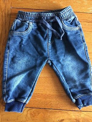 Baby Boy Jeans 3-6 Months