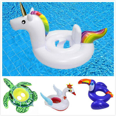 New Giant Inflatable Unicorn Float Outdoor Swimming Pool Water Toy for Kids Baby