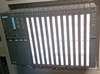 Siemens Simatic S7-400 PLC Set