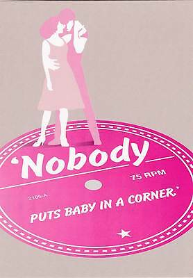 Postcard - Boomerang Media's Cinema in Cards Series - Dirty Dancing