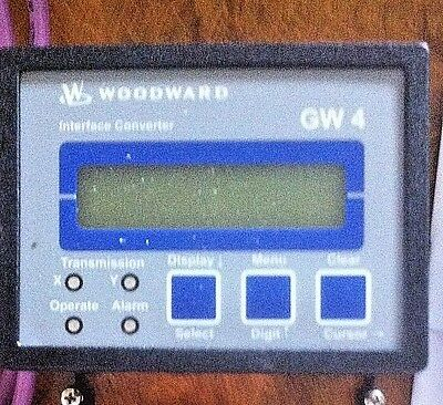 WOODWARD Interface Converter GW4 - Part No.:5448-902