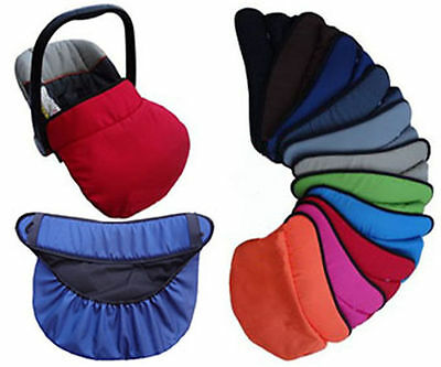 Apron Footmuff Cosy Toes Foot Cover Baby Infant Car Seat Waterproof Blanket