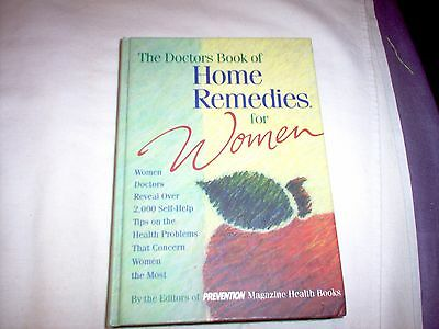 The Doctors Book Of Home Remedies For Women Hardback