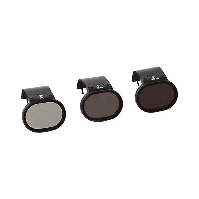 PolarPro DJI Spark Filter 3-Pack