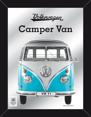 VW XL Mirror Camper Van VW licensed mirror