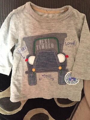 Baby Boy 3-6 Months Next And Blue Zoo Bundle Jeans And Tops