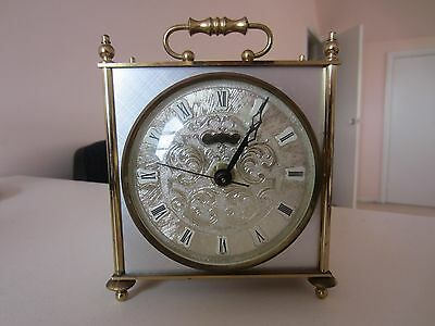 Blessing Electric Mantel Clock