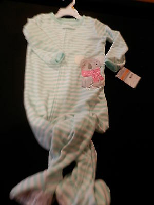 Carter's Blanket Footed  Sleepwear  -  New With Tag - Size:  3T  -  Nice & Warm
