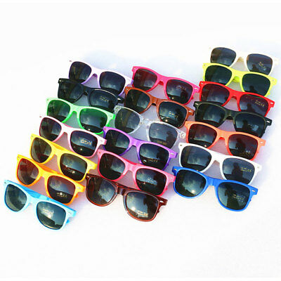 Children Type Eyeglasses Fashion Sunscreen Retro UV 400 Classic Sunglasses