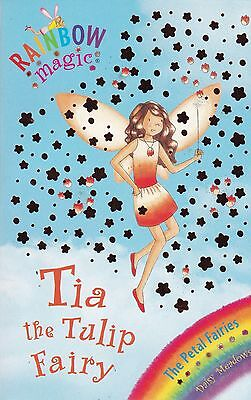 Tia the Tulip Fairy by Daisy Meadows (Paperback) New Book