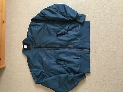 Nike Air Bomber Jacket Dark Gasoline Green XL MEN