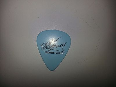 BB King signature guitar pick To Know Is To Love You Blues greatest Hits best of
