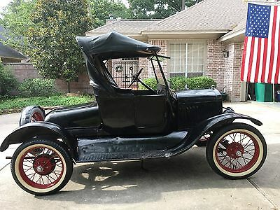 1923 Ford Model T Ford Ford Model T Runabout