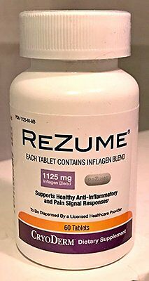 rezume supports anti inflammatory and pain signal responses 42 68