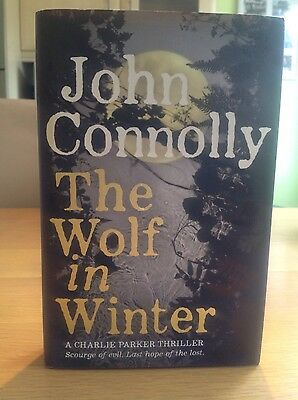 The Wolf in Winter by John Connolly HB 1st Edition