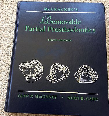 dental lab book Removable Partial Prosthodontics tenth edition by Mosby,Inc