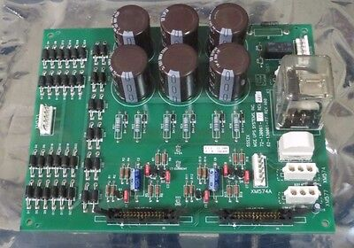 Mge Ups Systems Circuit Board Ssszx Model: 72-130061-77 Rev A01