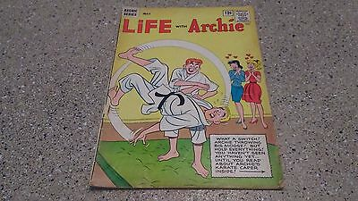 Life with Archie # 20 1963 Comic Book ( No Reserve )