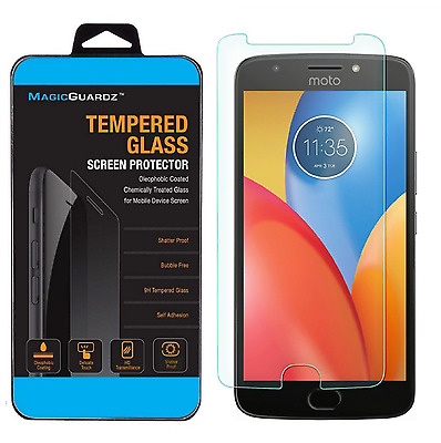 Premium Tempered Glass Screen Protector Film For Motorola Moto E4 Plus