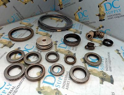 Garlock National Victor Various Oil Seal Lot Of 57