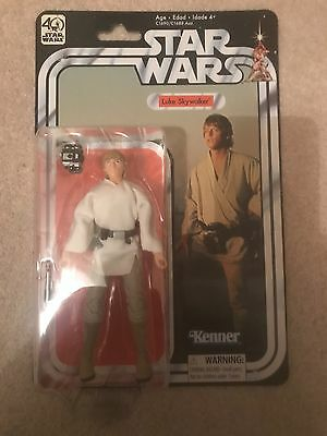 Star Wars Black Series 40th Anniversary Luke Skywalker - New in hand